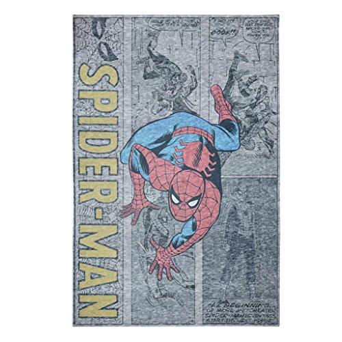 Jay Franco Spiderman Classic Hero Comic Book
