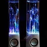 Best Speaker Musics For PC Laptops - New White USB LED Light Dancing Water Show Review