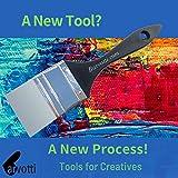 Barvotti Silicone Color Shaper Brush (Mottler) - a