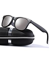 Wayfarer Sunglasses for Men Vintage Polarized Sun Glasses WP1001