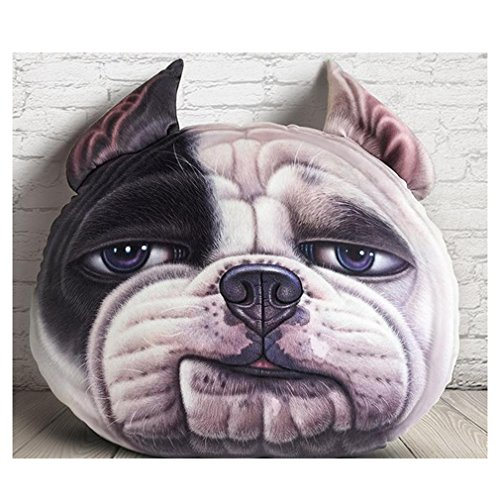 3D Pillow Cushion Car Cushion Creative Cat Nap Pillow Cute Seat Cushion Birthday Gift