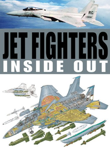 (Jet Fighters Inside Out (Inside Out (Thunder Bay Books)) )