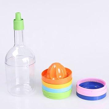 Küchenhelfer 8 in 1 in Flaschen-Form