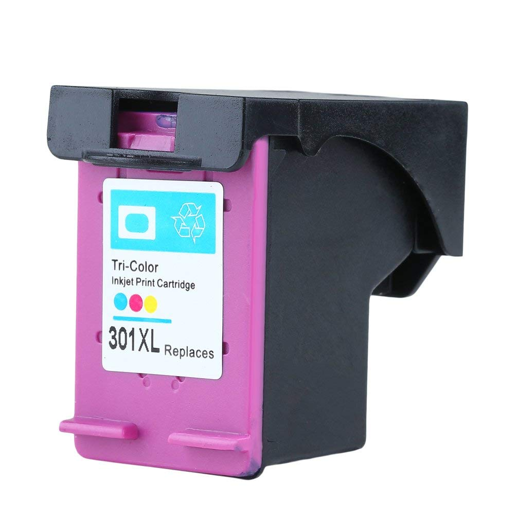 Hehilark - Cartucho de Tinta para Impresora HP 301XL Deskjet 1050 ...