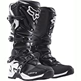 #5: Fox Racing Comp 5 Men's Off-Road Motorcycle Boots - Black / Size 12