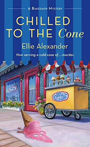 Book Cover: Chilled to the Cone: A Bakeshop Mystery