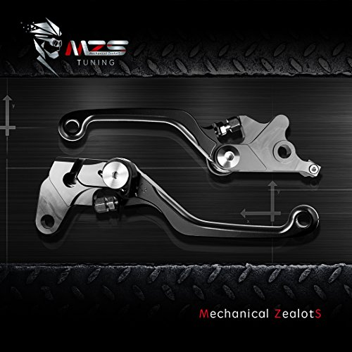 For 2000-2016 Yamaha TTR125//LW//E w//Hydraulic Brake MZS Pivot Clutch Brake Lever