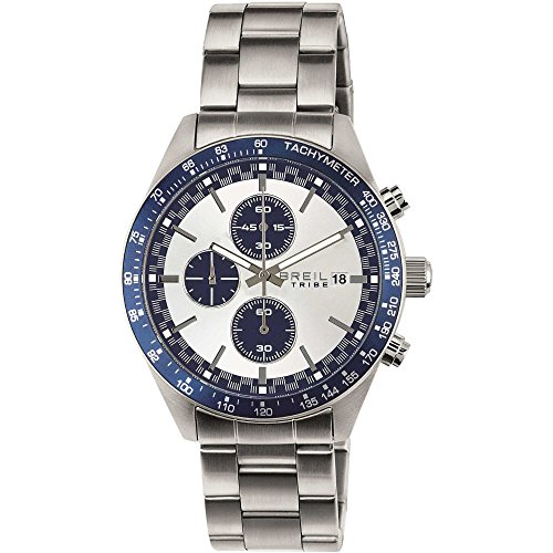 BREIL TRIBE FAST 42 mm CHRONOGRAPH MEN'S WATCH