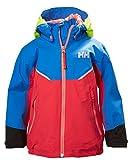 Helly Hansen K Shelter Jacket, Cayenne, Size 1