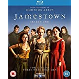 Jamestown Season 1 [Blu-ray] (Region Free)