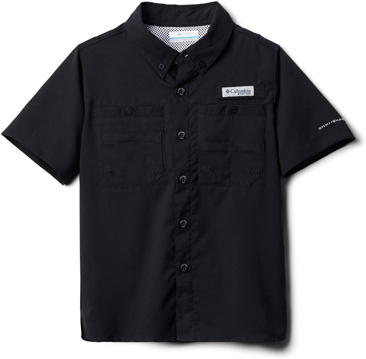 Columbia Boys Tamiami Short Sleeve Shirt