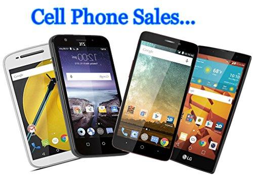 ZTE Prestige Smartphone No Contract Mobile