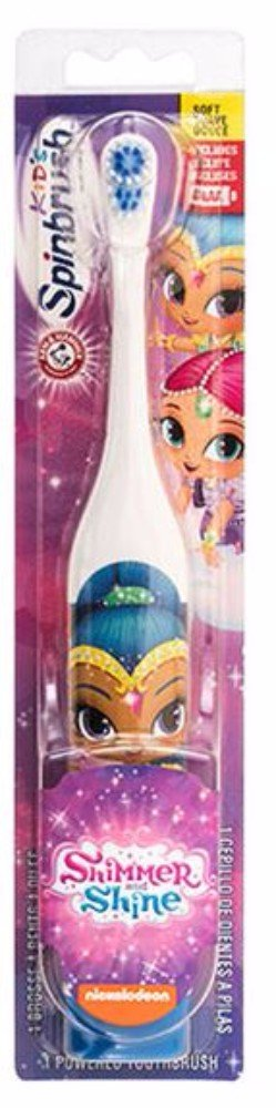 Shimmer & Shine Spin Brush (Shine)