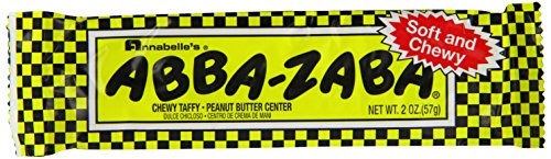 Abba-Zabba 57 g (Pack of 6) ()