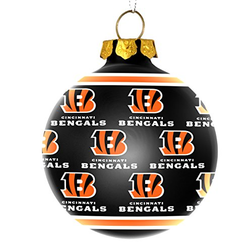 NFL Bengals Ball Ornament