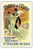 Enjoy a taste of the Golden Age of Travel with these beautiful Fine Art Prints by Pacifica Island Art. This print will look wonderful framed in the home, office or restaurant and is perfect for the Travel Poster art collector. Jules Chéret (1836 -193...
