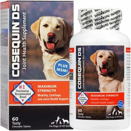 (Cosequin DS Plus MSM Maximum Strength Chewable Tablets (60 Count))