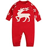 ZOEREA Baby Sweater Deer Patte