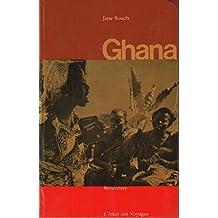 Ghana / atlas des voyages