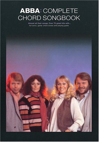 - Abba: Complete Chord Songbook: Complete Chord Songbook