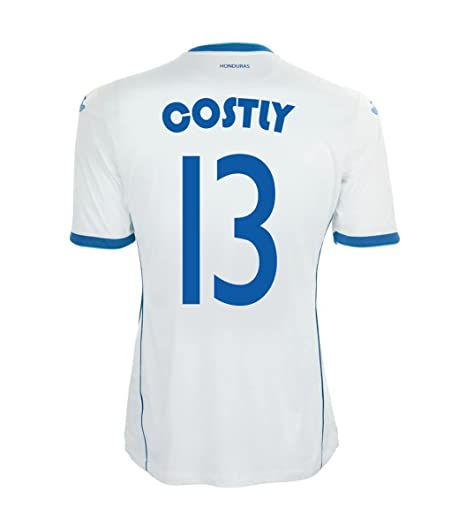 Amazon.com  Joma Costly  13 Honduras Home Jersey World Cup 2014  Books c9ff2fba0