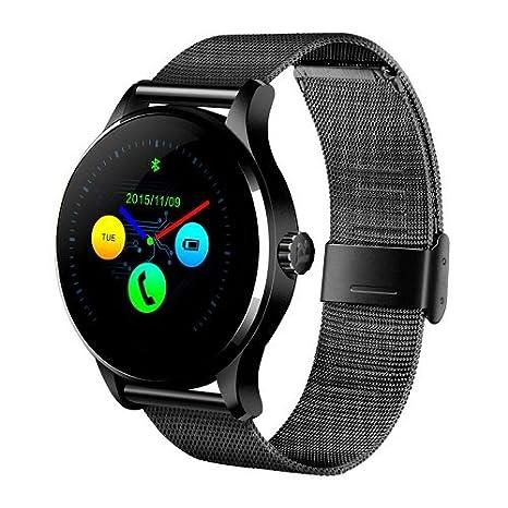 K88H Smartwatch Bluetooth Pulsómetro Reloj Compatible Android y ...