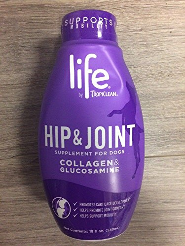 Tropiclean Life Hip and Joint Supplement for Dogs, Medium by Tropiclean