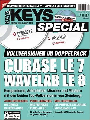 steinberg wavelab le 8