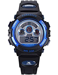 Water Resistant Digital Sports Wrist Watches for Ages...