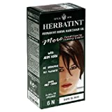 Herbatint Permanent Herbal Haircolour Gel 6N Dark Blonde - 4.5 oz by Herbatint