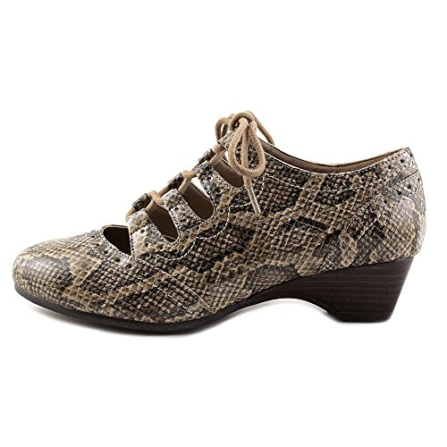 Natural-snake Di Bella Vita Posie Ii Womens Pump