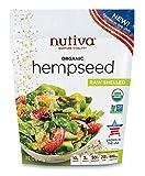 Nutiva Organic Raw US Grown Shelled Hempseed from non-GMO Sustainably Farmed Hemp, 24-ounce Review