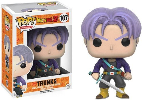 Funko POP Anime: Dragonball Z - Trunks Action ()