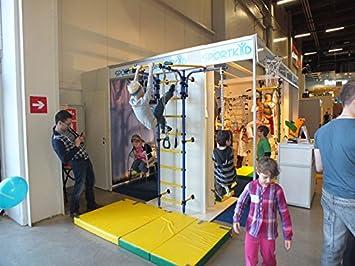 Tappeto Morbido Per Bambini : Tappetino da ginnastica verde giallo morbido per bambini