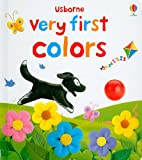 Very First Colors Board Book, Felicity Brooks, 0794527639