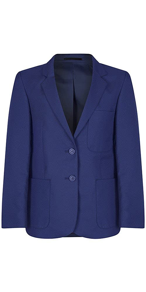 Girls Royal Polyester School Blazer 79cm = 31