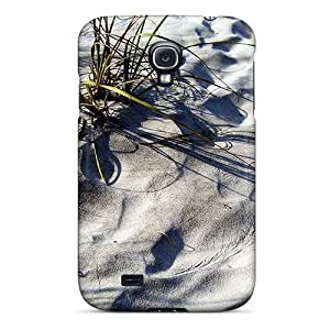 Galaxy S4 LzenVVu7981etxDT Wind Writing Tpu Silicone Gel Case Cover. Fits Galaxy S4