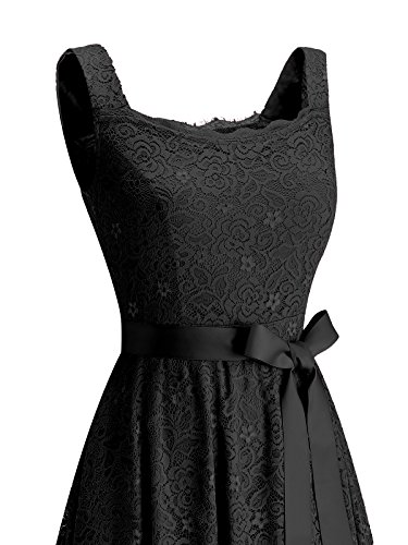 8ee1b74311 BeryLove Women s Floral Lace Bridesmaid Dress Short Prom Cocktail Party  Dress