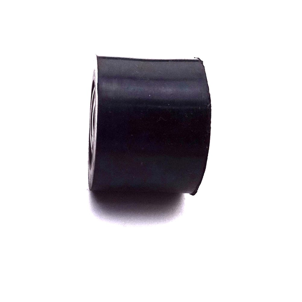 STONEDER Rubber 10mm Black Chain Tensioner Pulley Roller Guide For Chinese Motorcycle Pit Dirt Bike Motocross SSR Thumpstar YCF SDG