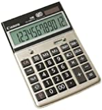 Canon HS-1200TCG 12-Digit Large LCD Display Desktop Calculator