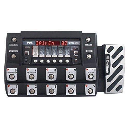 - DigiTech RP1000  Integrated-Effects Switching System