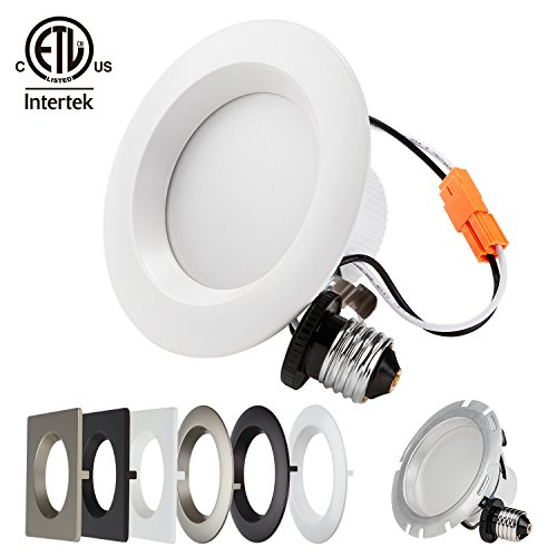 Dimmable Downlight Interchangeable Furnishing ETL listed