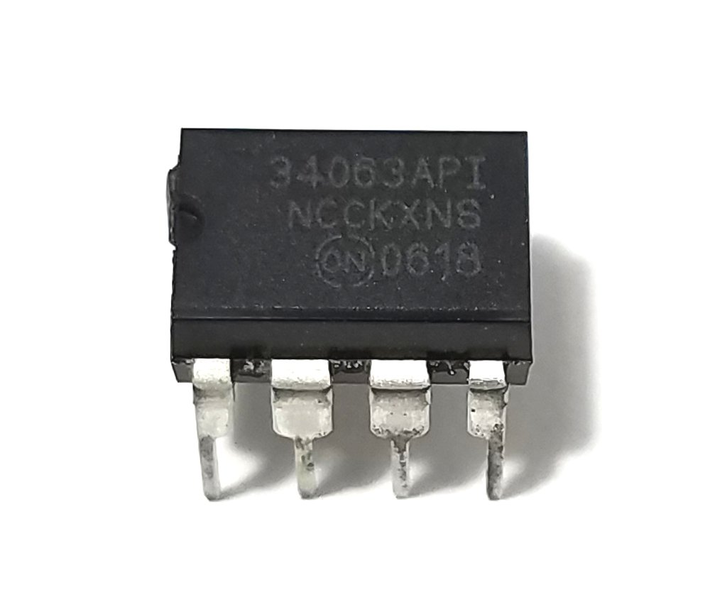 ON Semiconductor MC34063A IC DC−to−DC converter (Pack of 20)