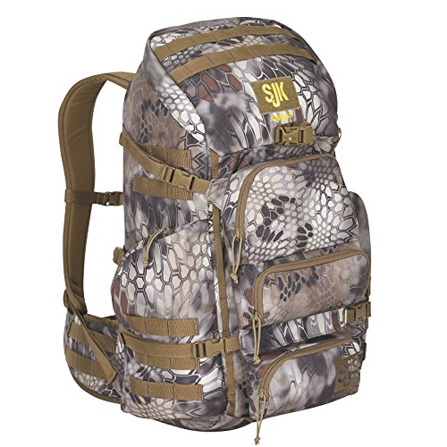 Slumberjack Carbine 2500 Backpack, Kryptek Highlander