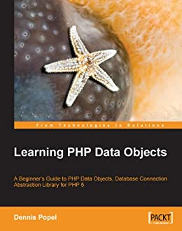 Learning PHP Data Objects by [Popel, Dennis]