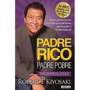 Padre Rico, Padre Pobre de Robert Kiyosaki | Letras y Latte
