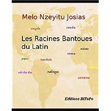 Les Racines Bantoues du Latin (French Edition)