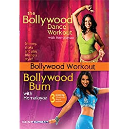 Bollywood Workout (Dance Workout/Bollywood Burn)