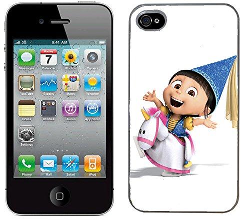 Moi moche et méchant Despicable me film minions cas adapte iphone 4 et 4s couverture coque rigide de protection (16) case pour la apple i phone