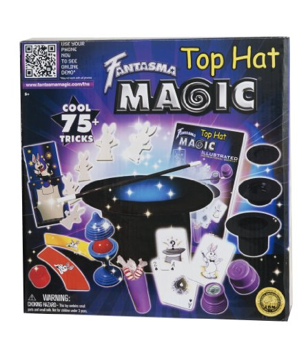 Discount Top Hats (Fantasma Top Hat Magic for Beginners)